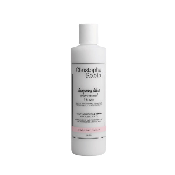 Delicate Volumizing Shampoo With Rose Extracts
