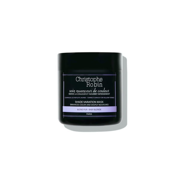 Shade Variation Care Mask  -  Baby Blond