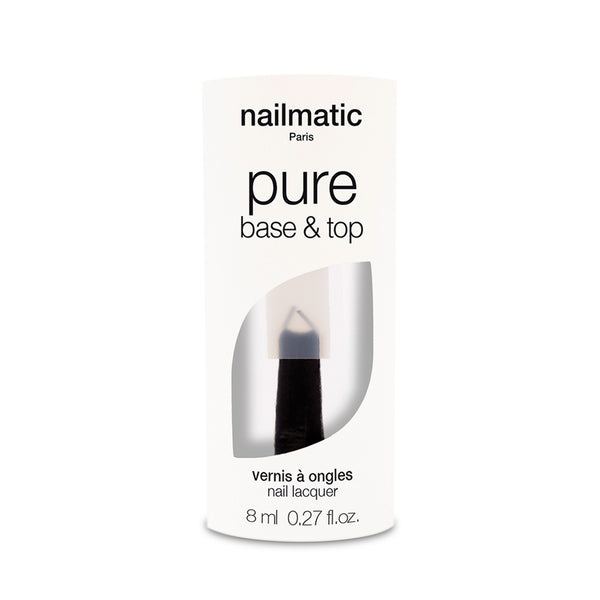 Pure 2 In 1 Base & Top Coat