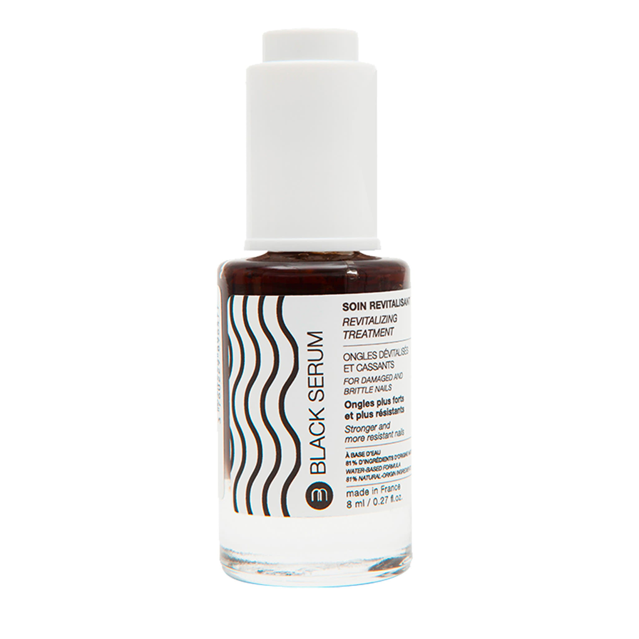 Black Serum - Revitalizing Nail Treatment