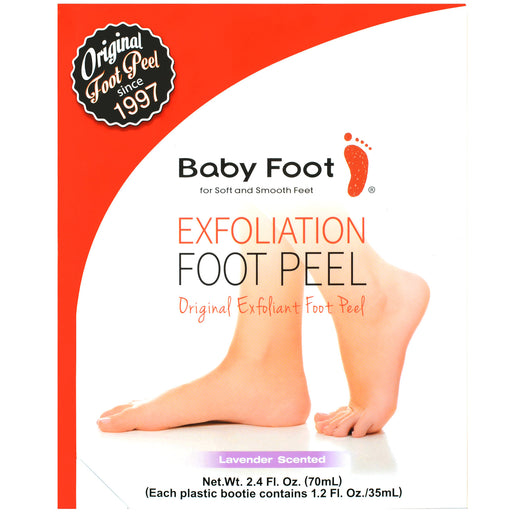Baby Foot Original Baby Foot Exfoliation Foot Peel