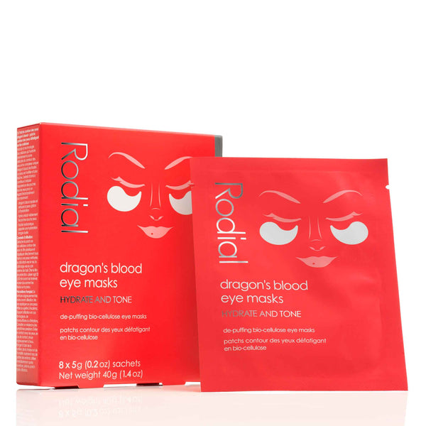 Dragon's Blood Eye Masks