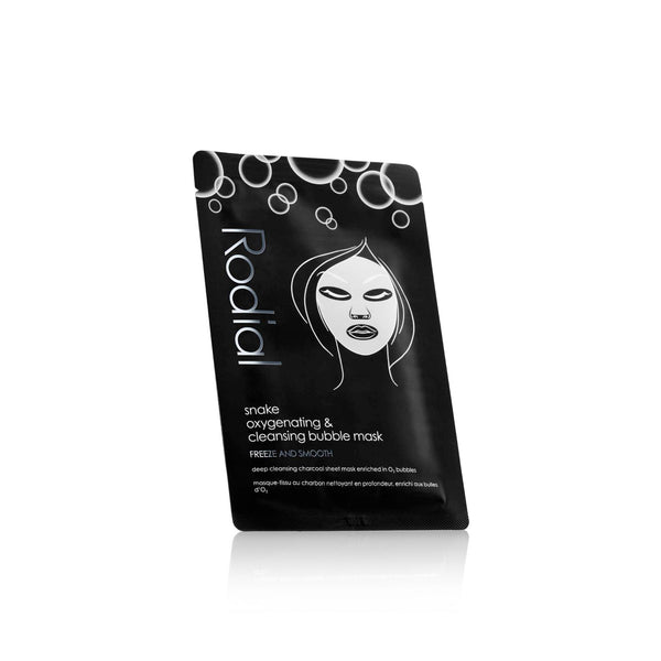 Snake Oxygenating & Cleansing Bubble Mask Individual Sachet