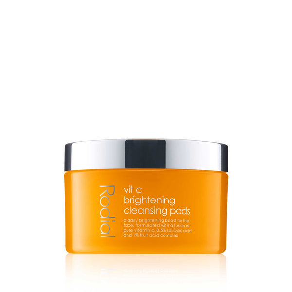 Vitamin C Brightening Cleansing Pads