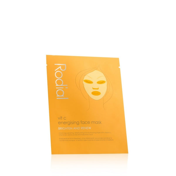Vit C Cellulose Sheet Mask Single