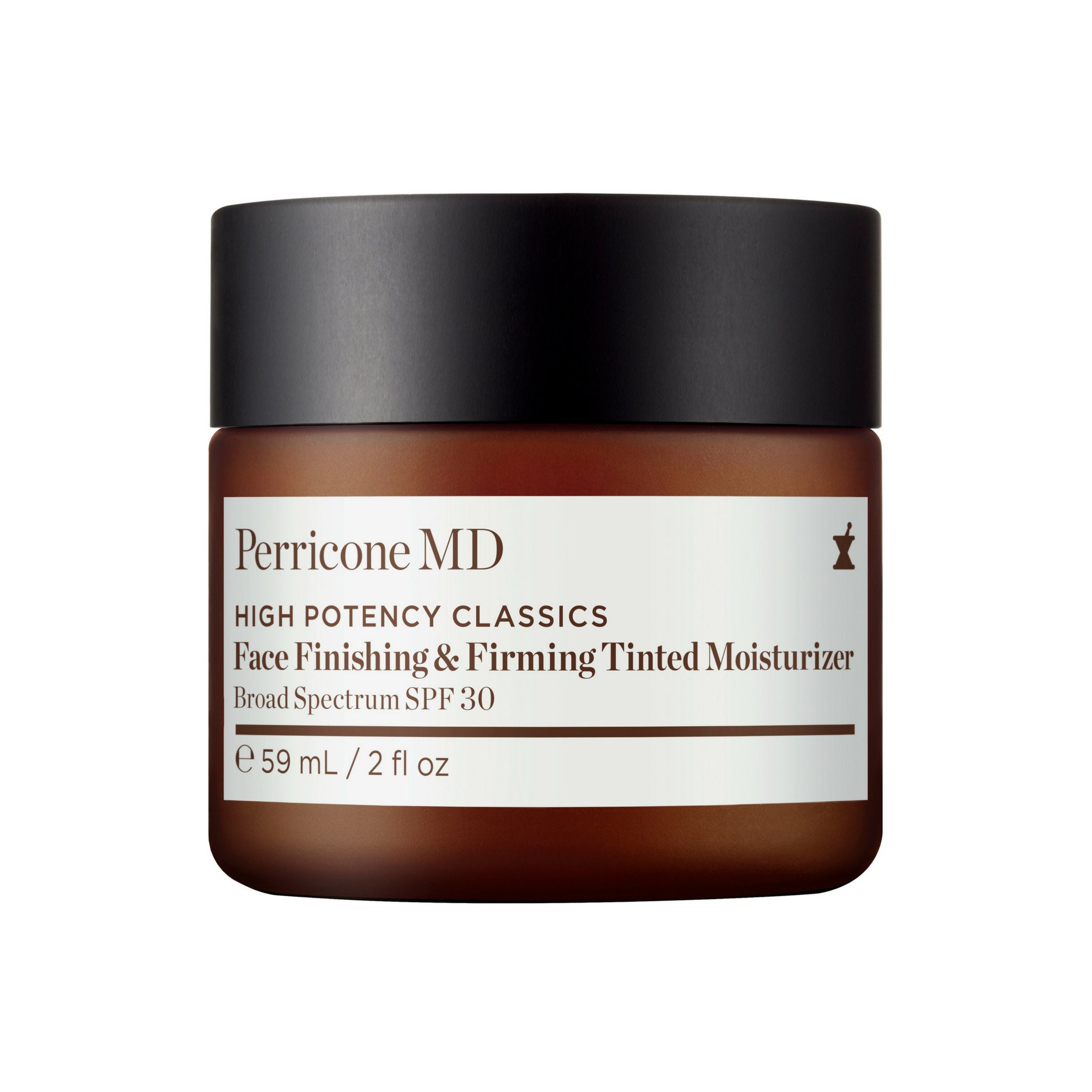 High Potency Face Finishing & Firming Tinted Moisturizer SPF 30