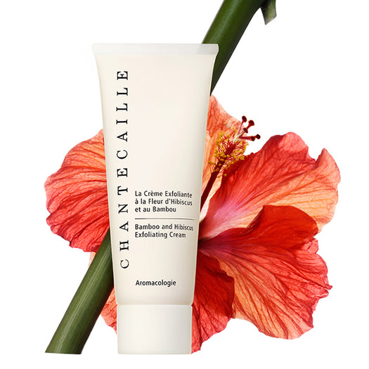 Bamboo and Hibiscus Exfoliating Cream