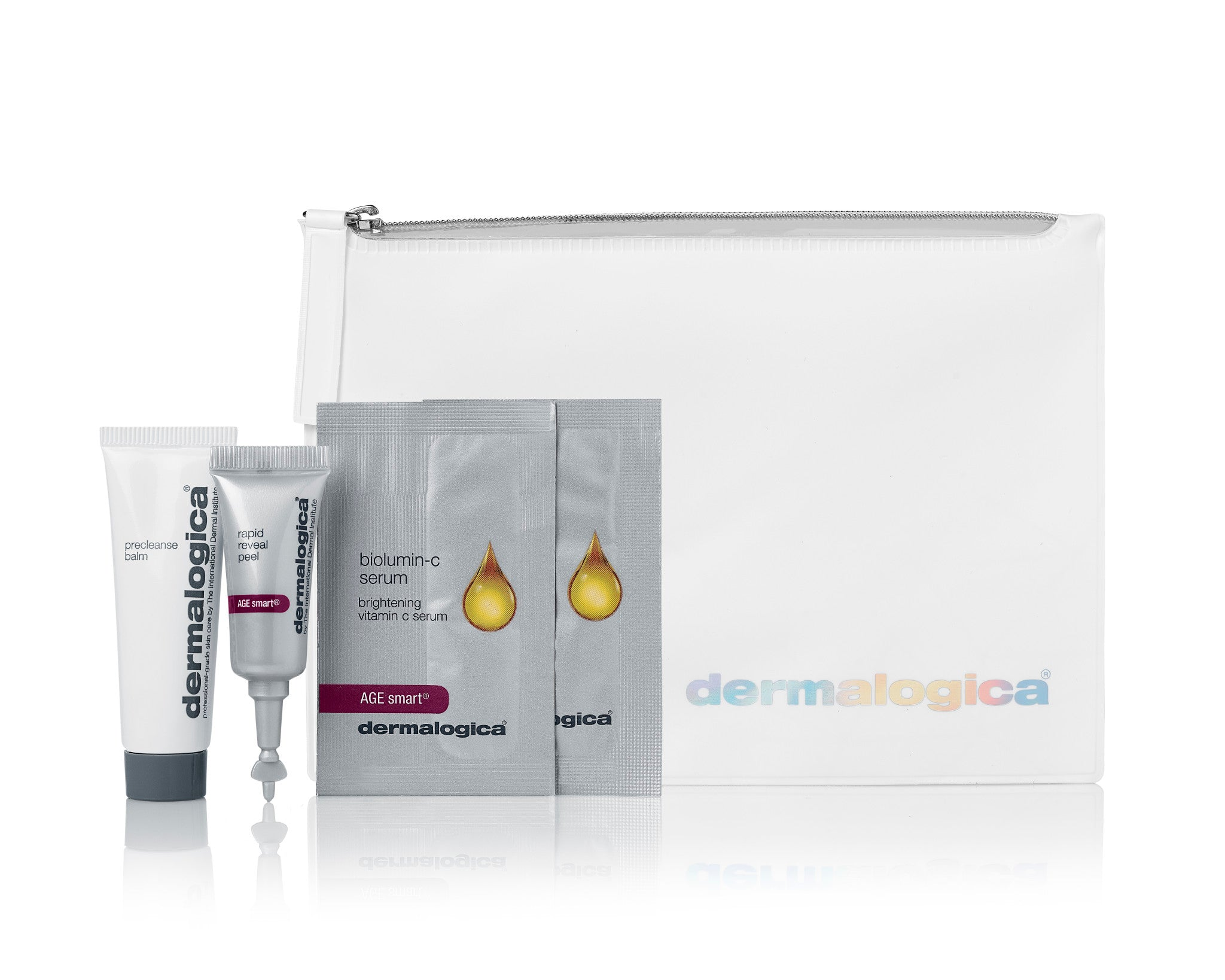 Brighten and Smooth Skincare Bag