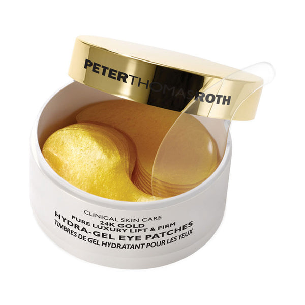 24k Gold Pure Luxury Lift and Firm Hydra gel Eye Patches