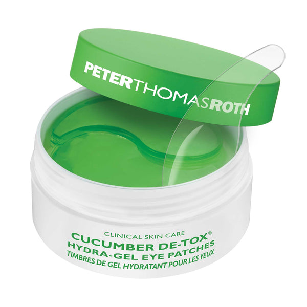 Cucumber De-Tox Hydra-Gel Eye Patches