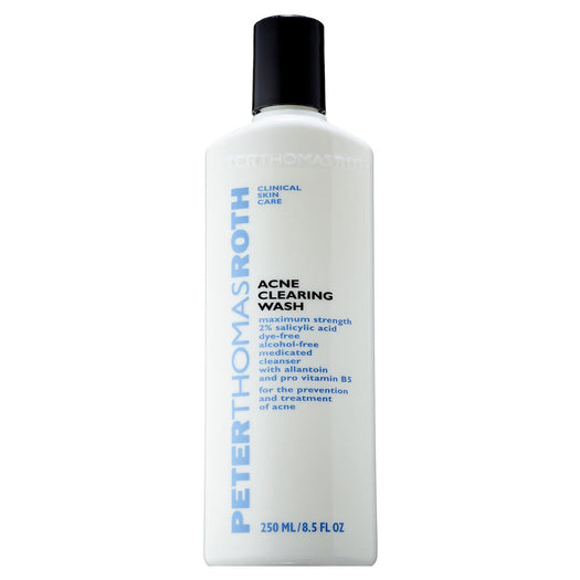 Acne Clearing Wash-beat acne face washes