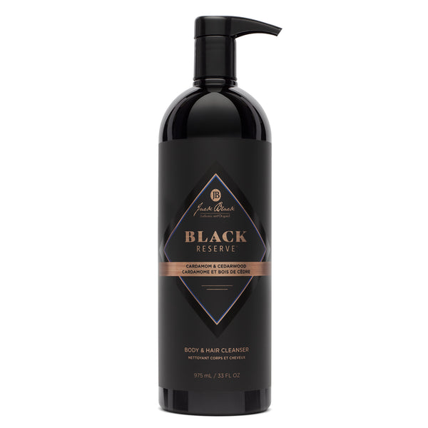 Jack Black Black Reserve™ Body & Hair Cleanser