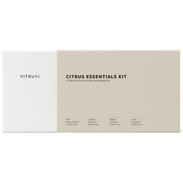 Vitruvi Citrus Kit