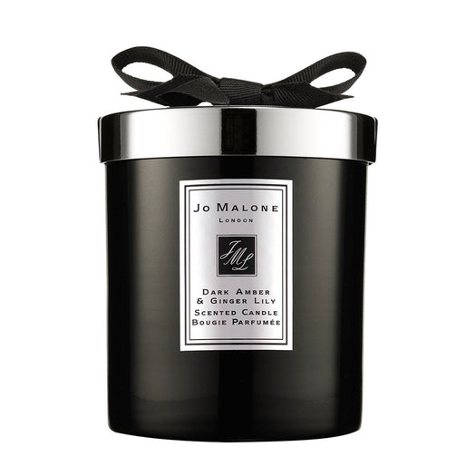 Dark Amber & Ginger Lily Candle
