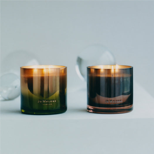 Fragrance Layered Candle – A Fresh Fruity Pairing
