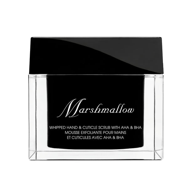 Marshmallow Hand and Cuticle Scrub