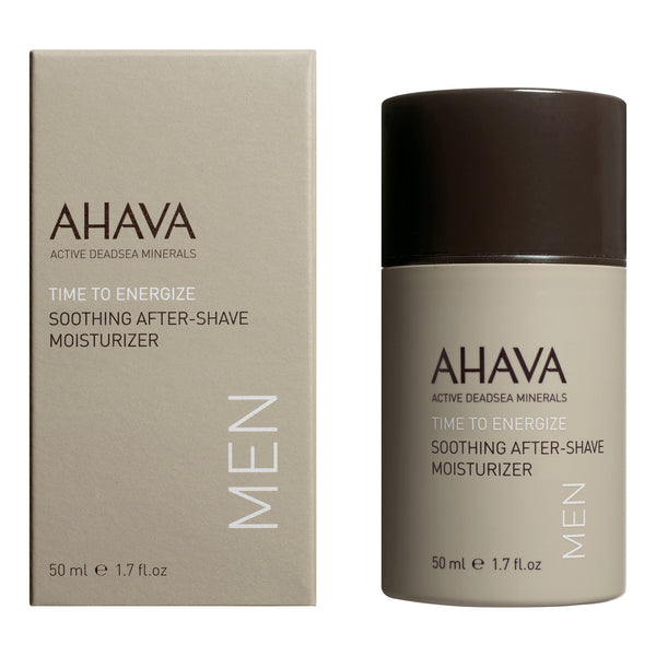 Men's Soothing After Shave Moisturizer