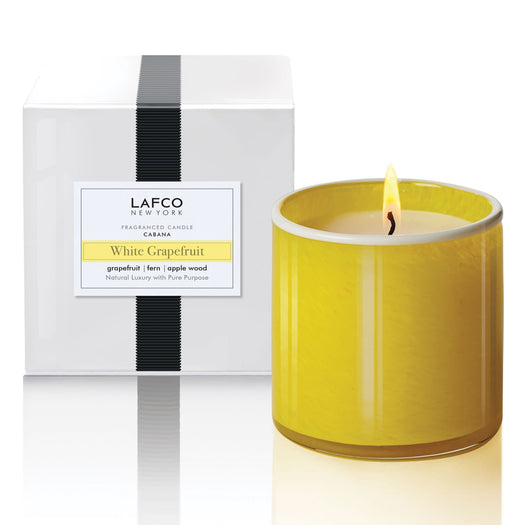 White Grapefruit - Cabana Signature Candle