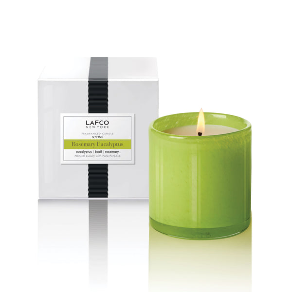 Rosemary Eucalyptus - Office Classic Candle