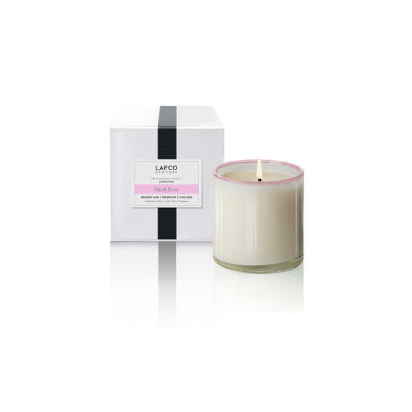 LAFCO Blush Rose - Sunroom Signature Candle