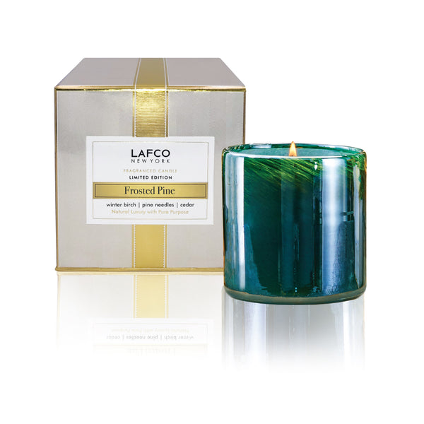 Frosted Pine Signature Candle