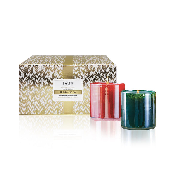 Holday Gift Set: Frosted Pine, Winter Currant