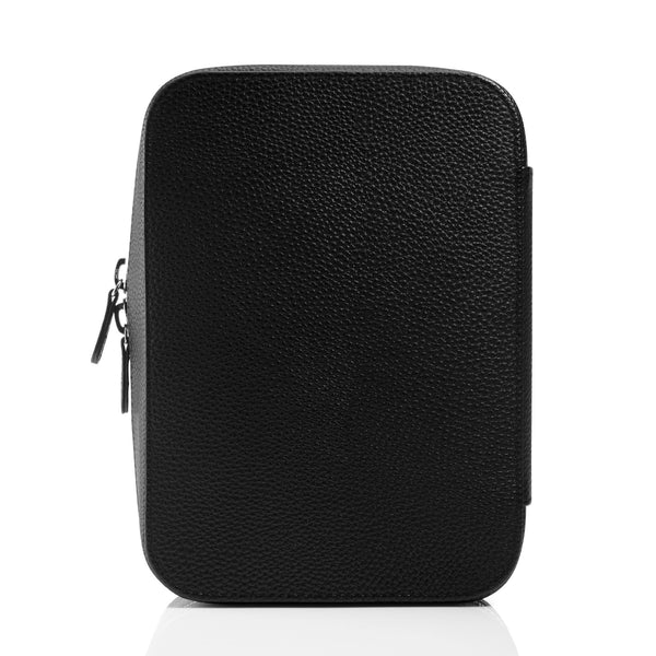 Deluxe Makeup Planner® Classic Black Quilted Mini