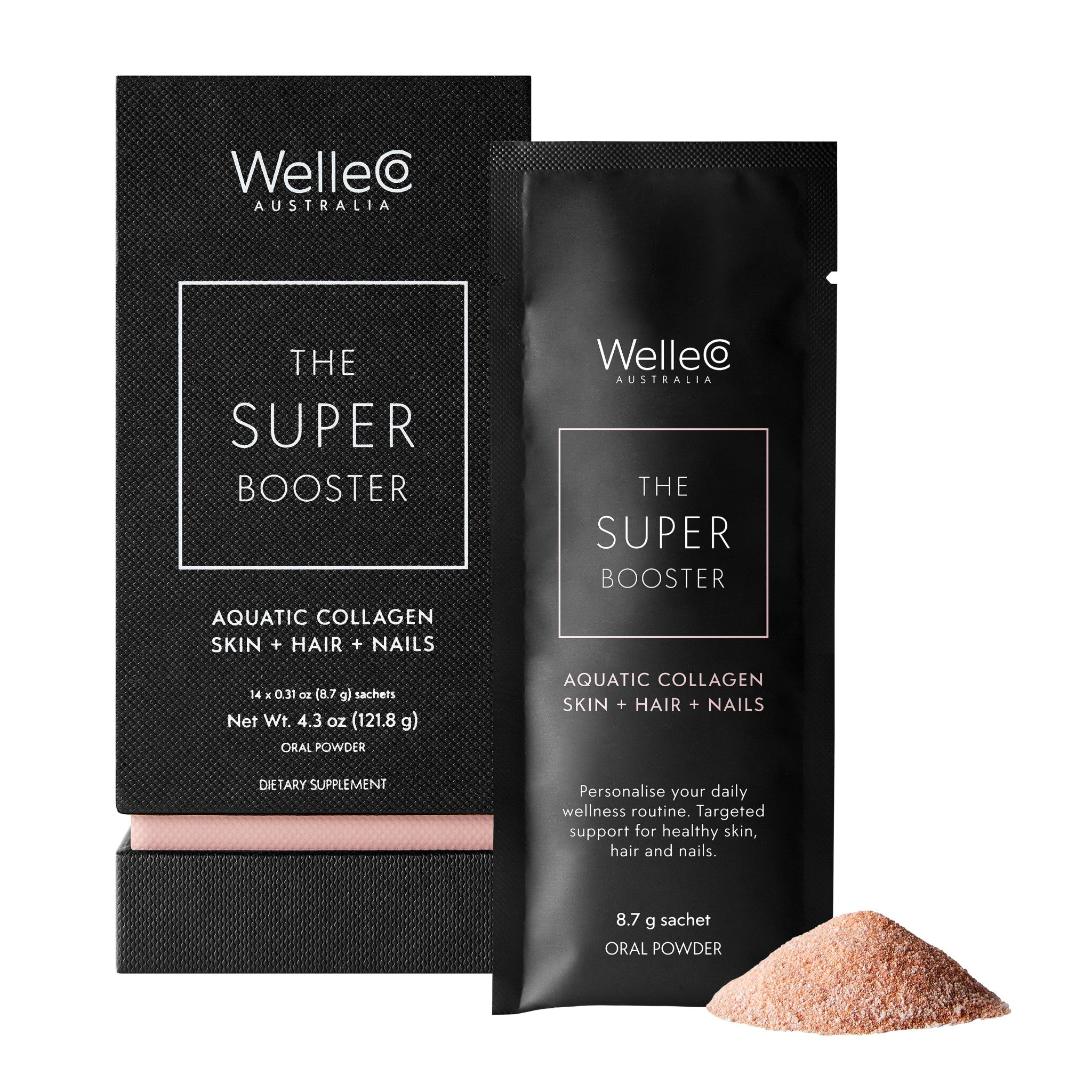 SUPER BOOSTER Aquatic Collagen Skin + Hair + Nails