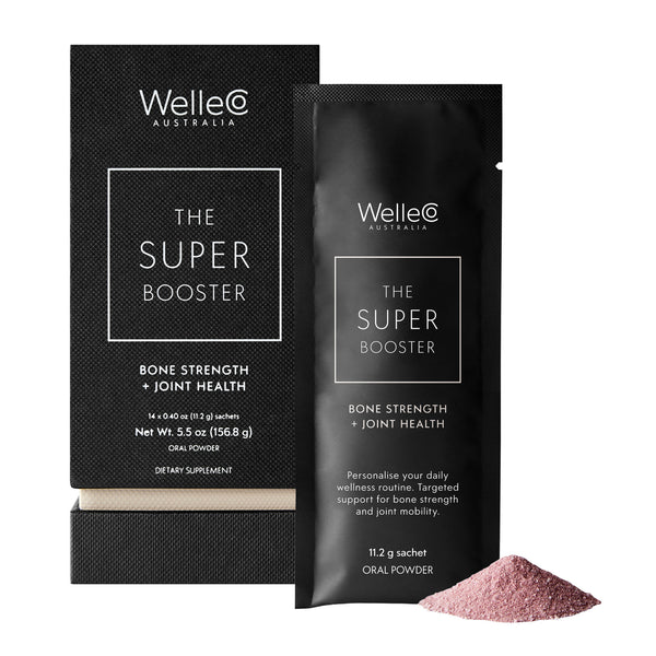 SUPER BOOSTER Bone Strength + Joint Health