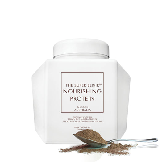 Nourishing Plant Protein Chocolate 300g Caddy