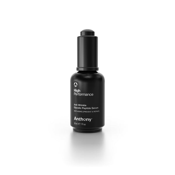 High Performance Glycolic Peptide Serum