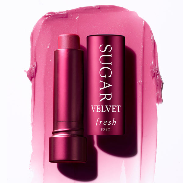 Sugar Velvet Tinted Lip Treatment Sunscreen SPF 15
