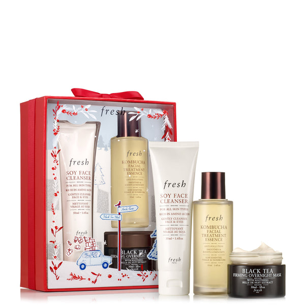 Smooth & Luminous Skincare Set