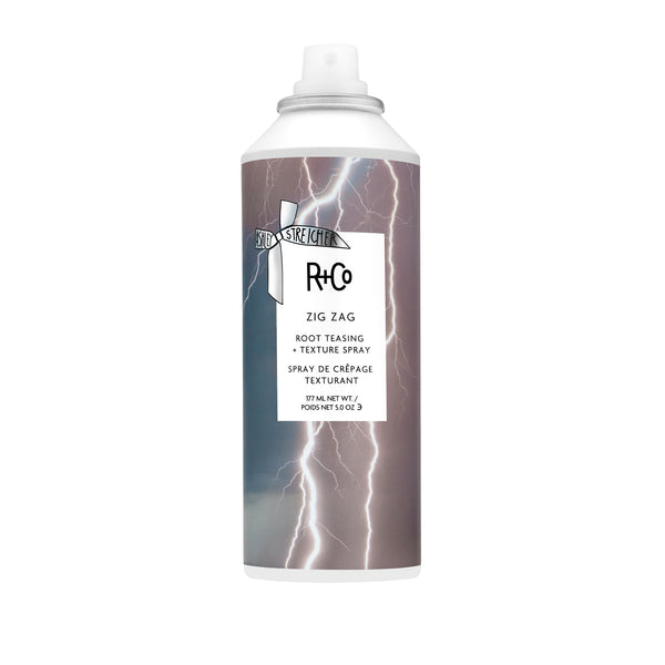 ZIG ZAG Root Teasing + Texture Spray