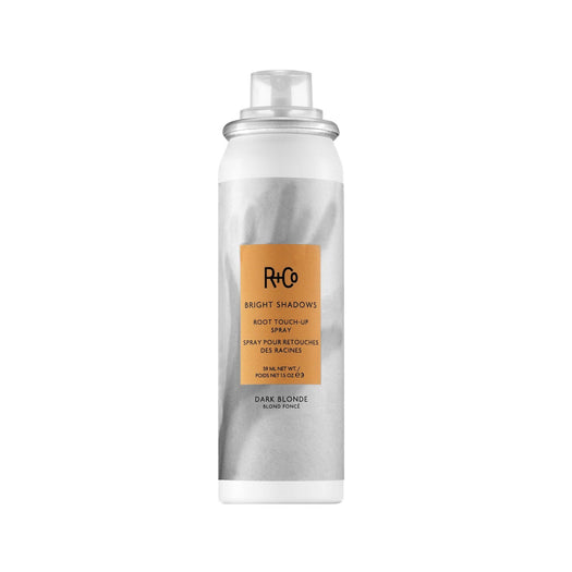 Bright Shadows Root Touch Up Spray - Dark Blonde