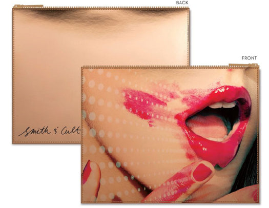 Smith and Cult Makeup Pouch