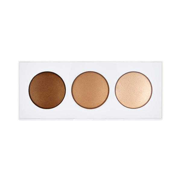 Supermoon Bronze & Glow Palette