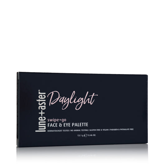 Daylight Face & Eye Palette