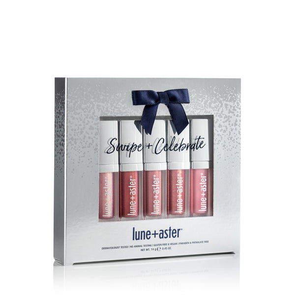 Swipe+Celebrate Lip Gloss Set