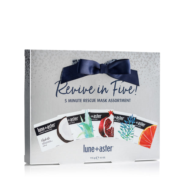Revive in Five! 5 Minute Rescue Mask Assortment