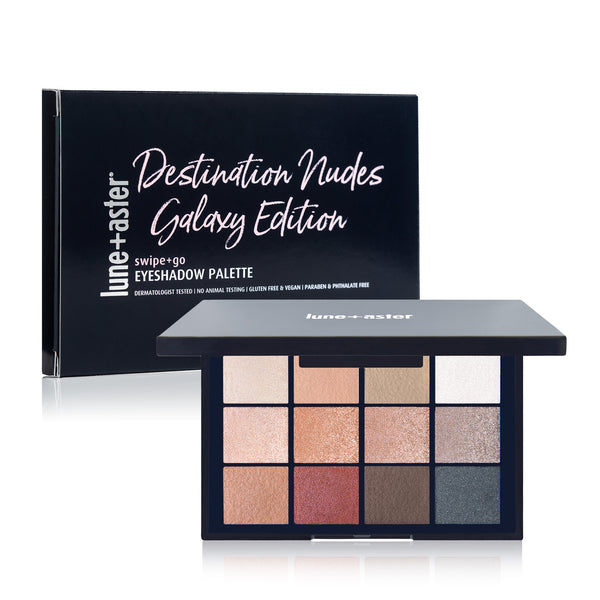 Lune+Aster Destination Nudes Galaxy Edition Eyeshadow Palette