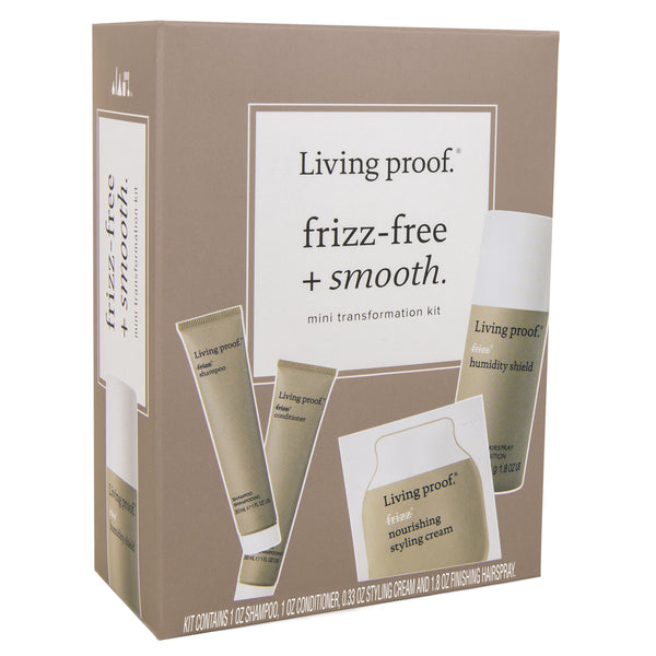 No Frizz Trial Kit