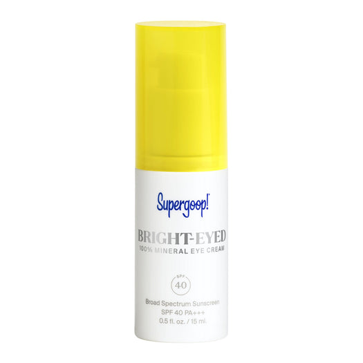 Bright-Eyed 100% Mineral Eye Cream SPF 40