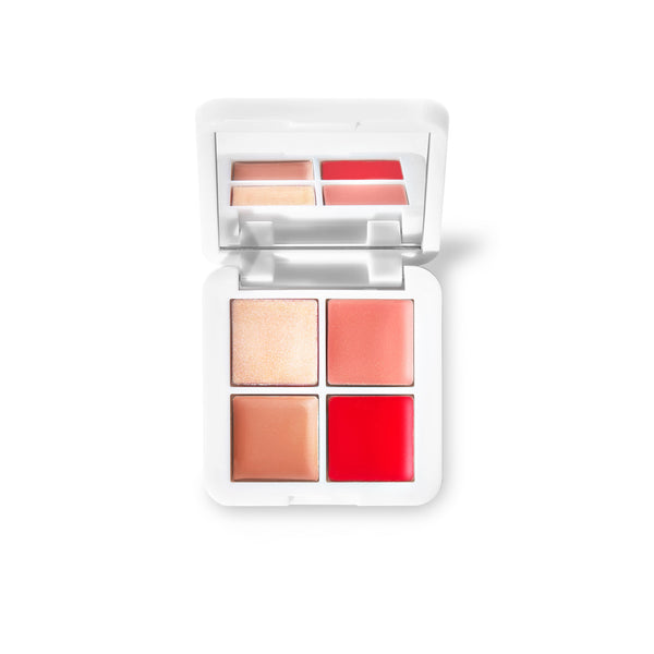 RMS Beauty lip2cheek glow quad