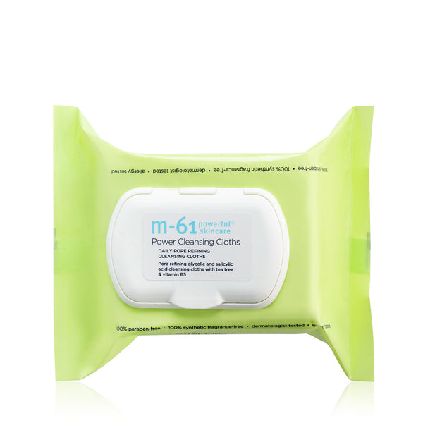 M-61 Power Cleansing Cloths