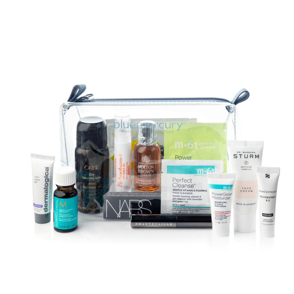 14-Piece Deluxe Beauty Bag