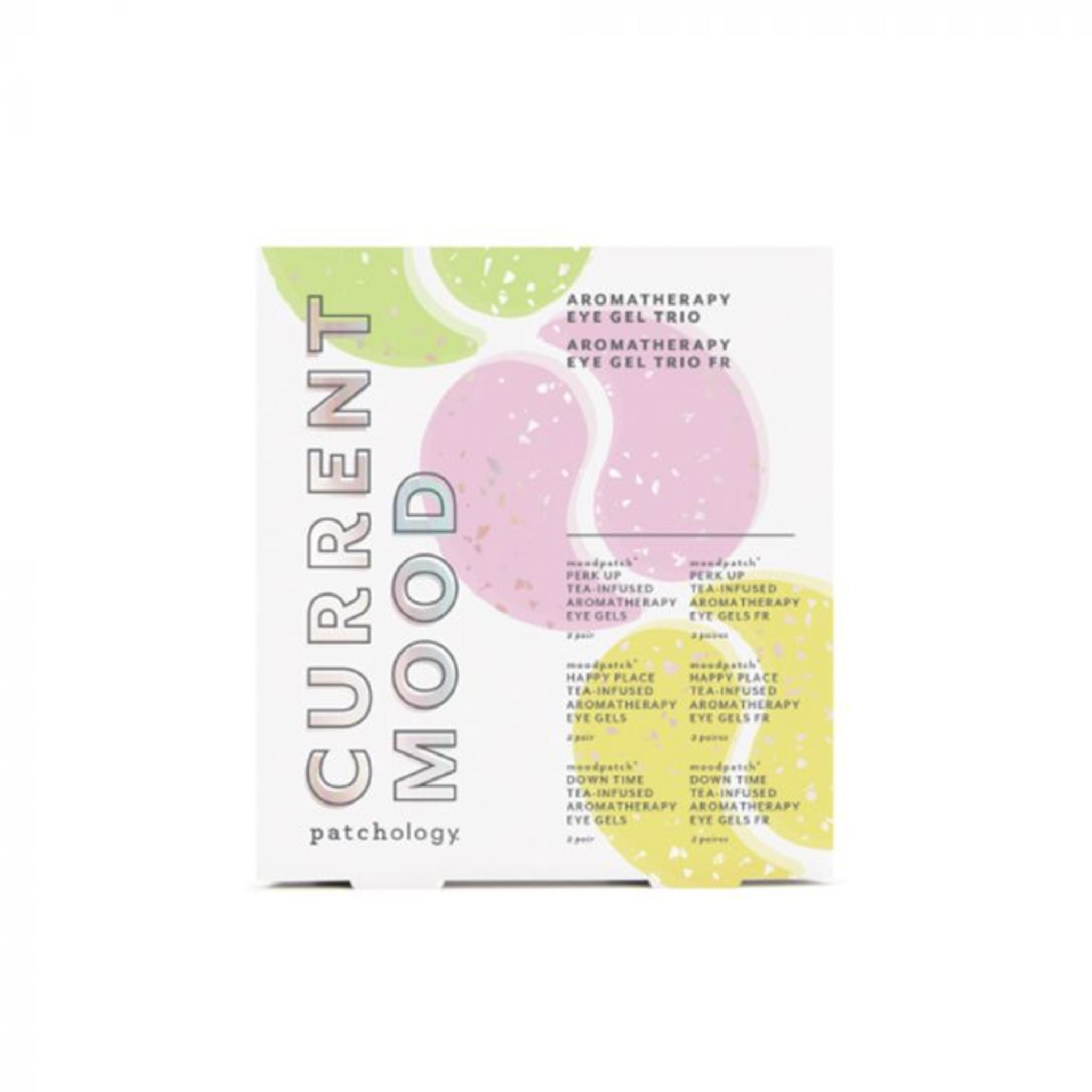 Current Mood Aromatherapy Eye Gels Trio