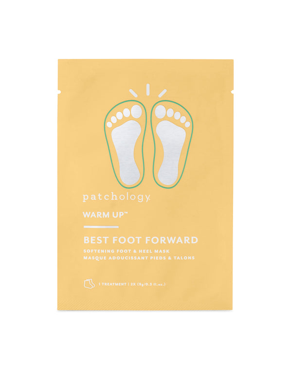 Patchology Best Foot Forward - Softening Foot & Heel Mask