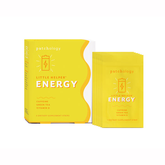 Patchology Little Helpers - Energy