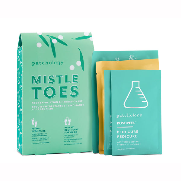Patchology MistleToes Holiday Kit